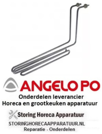 114418597 - Verwarmingselement 2500 Watt - 230 Volt ANGELO-PO