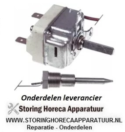 443.3757.95 - Thermostaat t.max. 185°C instelbereik 106-185°C 1-polig 1NO 16A