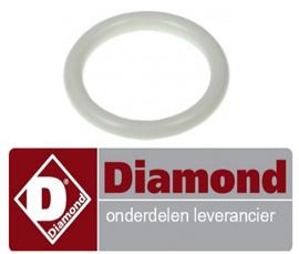 513F016 -  O-ring silicone voor slush DIAMOND FABY