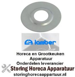218506204 - Sluitring onderste wasarm vaatwasser LAMBER
