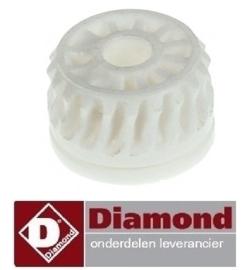 146697108- Tandwiel inbouwpositie voorkant voor deeguitroller DIAMOND RM32A