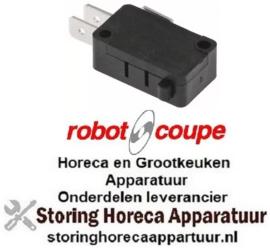170348248 - Microschakelaar met drukstift pen bediend 250V 16A Robot-Coupe
