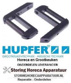 5160162592 - Handvat inbouwpositie links/recht sper 2 stuk HUPFER