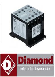 126LC-310 - RELAI 230V/10A-BG0910A230 DIAMOND DFV-423/S