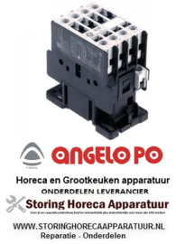 E8432Z2083 - Relais AC1 32A 230VAC (AC3/400V) friteuse  ANGELO-PO