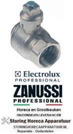 155540986- Aftapkraan recht hendel greep voor friteuse ELECTROLUX, ZANUSSI
