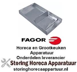 166691685 - Afdekking passend voor friteuse FAGOR