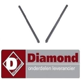 3887110005601 - Geleiders (L & R), tafels COMPACT Line DIAMOND