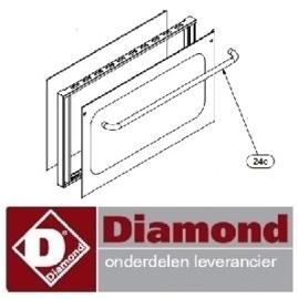 295511.108.00 - DEURHANDVAT OVEN DIAMOND BRIO43(S)/X-N - GASTRO23/X-N