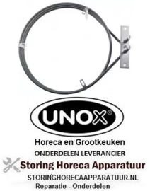 104418745 - Verwarmingselement 2900 Watt - 230 Volt voor UNOX OVEN