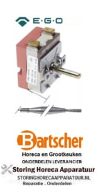 528375615 - Thermostaat instelbereik 68-200°C BARTSCHER