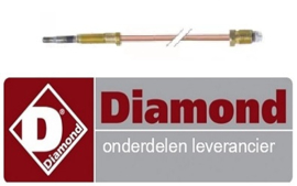 102102139  - Thermokoppel voor gasfornuis DIAMOND C6GA11-SP