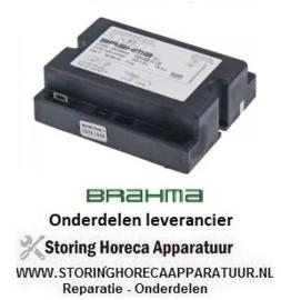 772102338 - Gasbranderautomaat BRAHMA type SM11PMIX