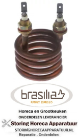 244417280 - Verwarmingselement 1000 Watt voor koffie machine BRASILIA