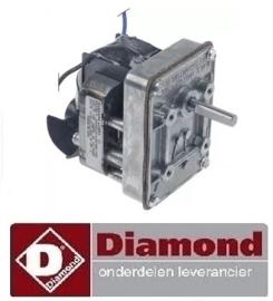 603A03064 - MOTOR VOOR CSX/5R+TPW/30 DIAMOND