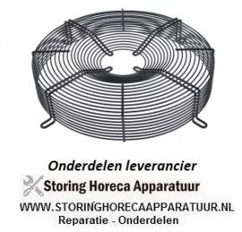 215601.951 - Beschermrooster ebm-papst voor ventilatorblad ø 400 mm ø 430 mm