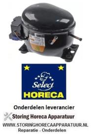 COMPRESSOR HORECA SELECT FLESSEN KOELER HORECA APPARATUUR REPARATIE ONDERDELEN