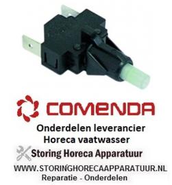 130130449 - Tastelement 1NO 250V 16A vaatwasser COMENDA