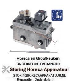 518101131 - Gasthermostaat zonder kap, knop en haak SIT type MINISIT 710 t.max. 190°C 50-190°C
