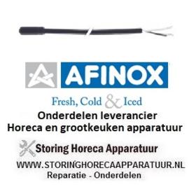 46974700917 - Temperatuurvoeler NTC 10kOhm voeler -50 tot +110°C - 1.5 meter AFINOX