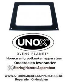 499KVT0017B - Glasdeur voor oven UNOX XF030-TG