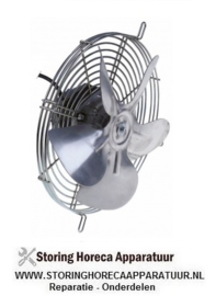 1783240344 - Ventilator 220-240V 16W 50-60Hz ventilatorblad ø 250mm aansluiting met kabel