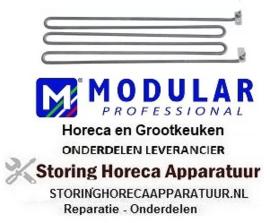 714416537 - Verwarmingselement 2200 Watt -230 Volt voor Bain-Marie MODULAR