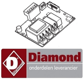 124GM5946300 - Elektronischekaart voor vacuumkoker DIAMOND HOT-BLOC