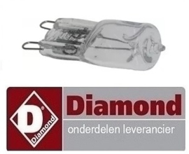38291310206 - Halogeenlamp 40 WATT DIAMOND DFV-1011/N