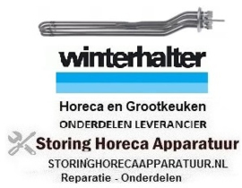 112420400 - Verwarmingselement 9000 Watt - 230 Volt - vaatwasser WINTERHALTER