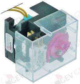 360157 - Ontdooiklok type R4/2 ontdooi interval 2/4 ontdooitijd 0-40min ventilator vertraging 3 230V