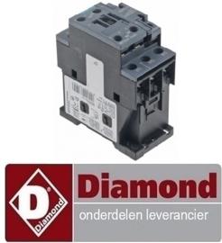 015-25D/6 - DIAMOND DOORSCHUIFVAATWASMACHINE ONDERDELEN
