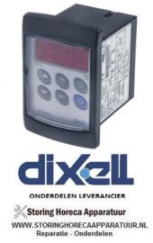792378423 - Thermostaat  elektronische regelaar DIXELL XW60V-5N0C1 inbouwmaat 55x70mm inbouwdiepte 59mm 230V