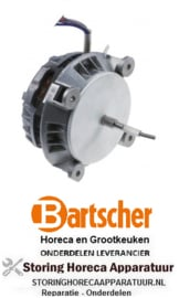 127601690 - Ventilatormotor 230V 50Hz 0,09kW BARTSCHER
