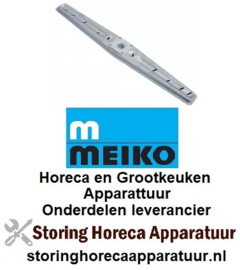 2318000147 - Wasarm L 500mm sproeiers 10 inbouw ø 21/51mm inbouwpositie onder MEIKO