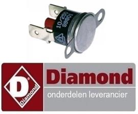 312236047 - Maximaalclixon boiler uitschakeltemp. 95°C 1-polig  DIAMOND DC402