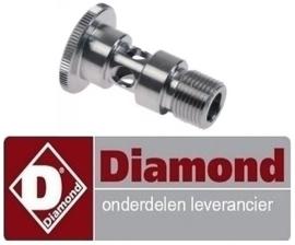 175531304 - Naspoelarmas inbouwpositie boven of beneden vaatwasser kapmodel DIAMOND 015-25D
