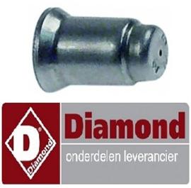 216GS.2187B -   Waakvlaminspuiter aardgas DIAMOND FGHR-23/N