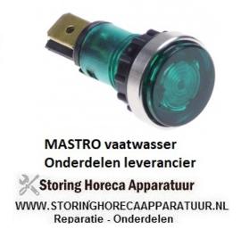 02712025211 - Signaallamp groen vaatwasser MASTRO GLB0037-FN
