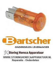 509A039887 - Signaallamp geel 230V BARTSCHER A150107