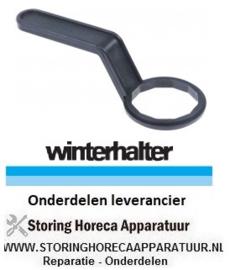 227524637 - Ringsleutel voor ontharderdeksel SB 61 vaatwasser WINTERHALTER GS302 - GS310 - GS315