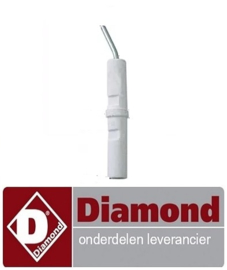 796RTCP800033  - Aansteek Bougie gas bakplaat DIAMOND G99/PLCA2-N