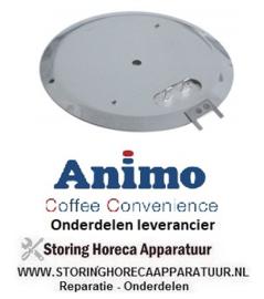 3010.31.05 - Kookplaat 82W 230V koffiemachine ANIMO A100W