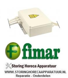 591SL0952 - Elektronische 400 volt box voor deegmenger FIMAR