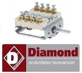 2116.61.037.00 - Nokkenschakelaar DIAMOND PASTAKOKER E60/CP6T