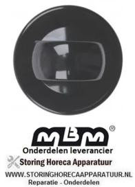 401112663 - Knop zonder symbool MBM FRITEUSE  EF77T