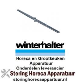 173502230 - Naspoelarm L 560mm sproeiers 9 voor vaatwasser Winterhalter