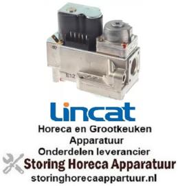 784106012 - Gasventiel type VK4115V 220-240V 50/60Hz gasingang flens 32x32mm gasuitgang flens 32x32mm LINCAT