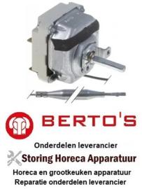 4703006490 - Thermostaat t.max. 278°C BERTOS E7P4+FE1