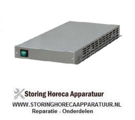 389A60/KP3 - Elektrische verwarmingskit voor onderstel 300 mm
